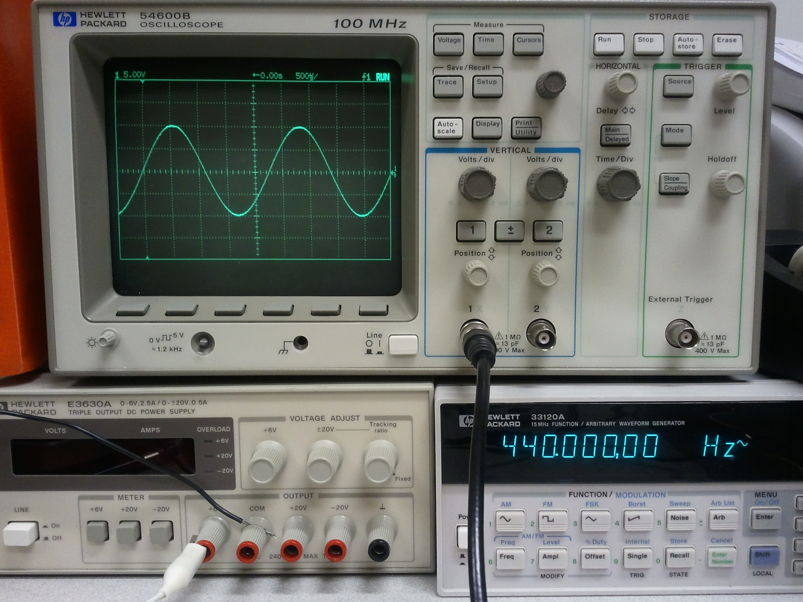 Function Generator And Oscilloscope : My thoughts on the newest update general feedback long