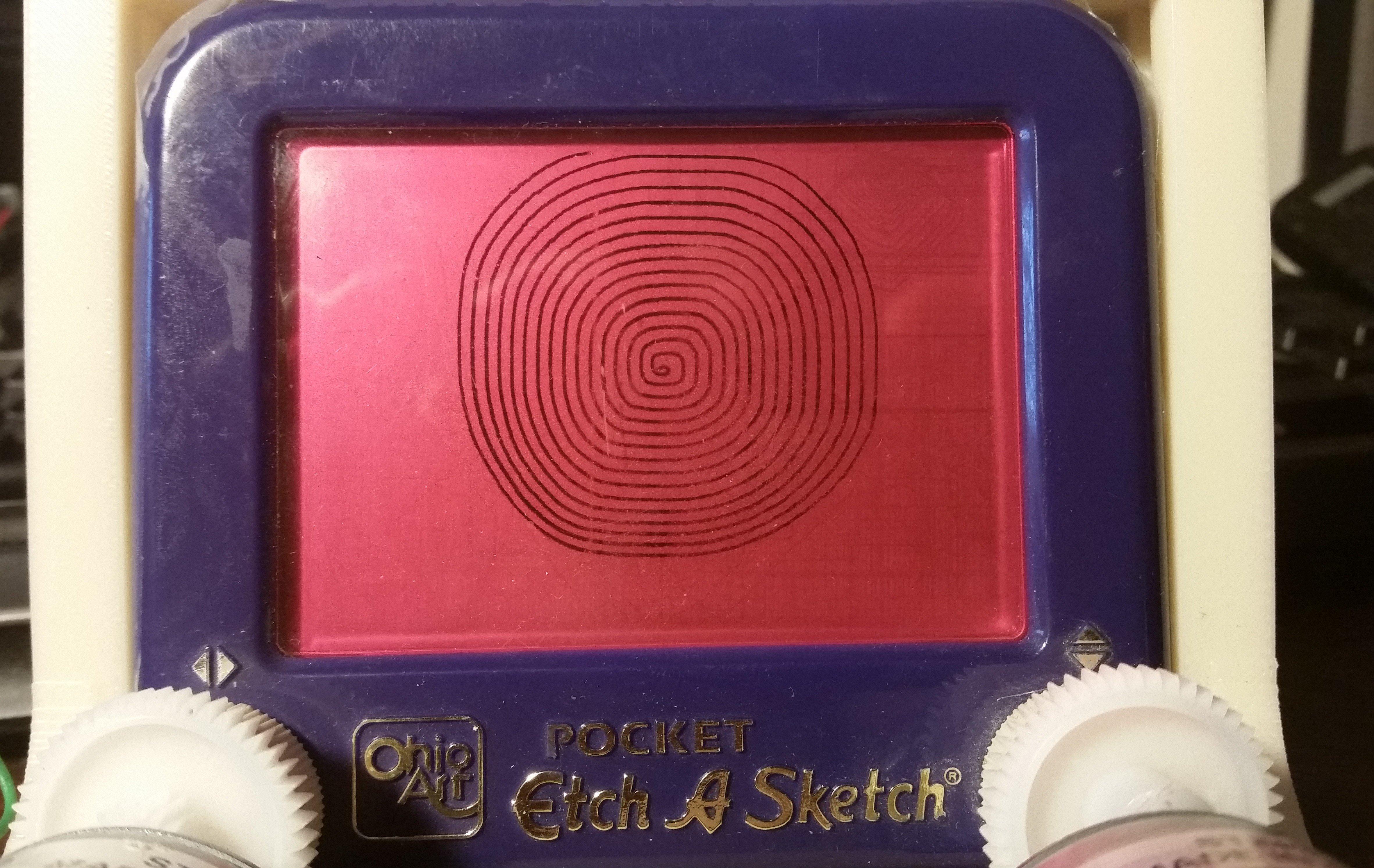 Cnc etch a sketch the paleotechnologist